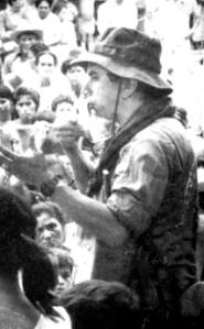 Domingo Monterrosa y el pueblo Salvadoreno